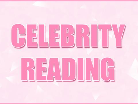 celebrity reading
