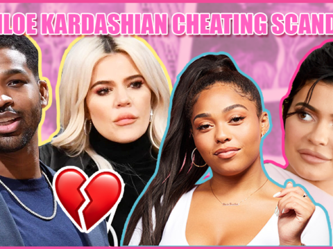 Khloe Kardashian Cheating Scandal