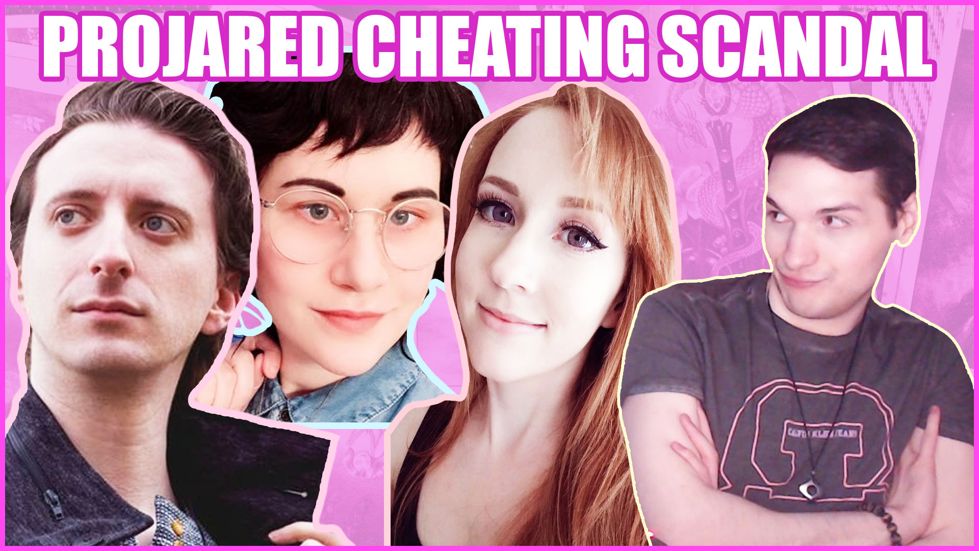 ProJared Cheating Scandal
