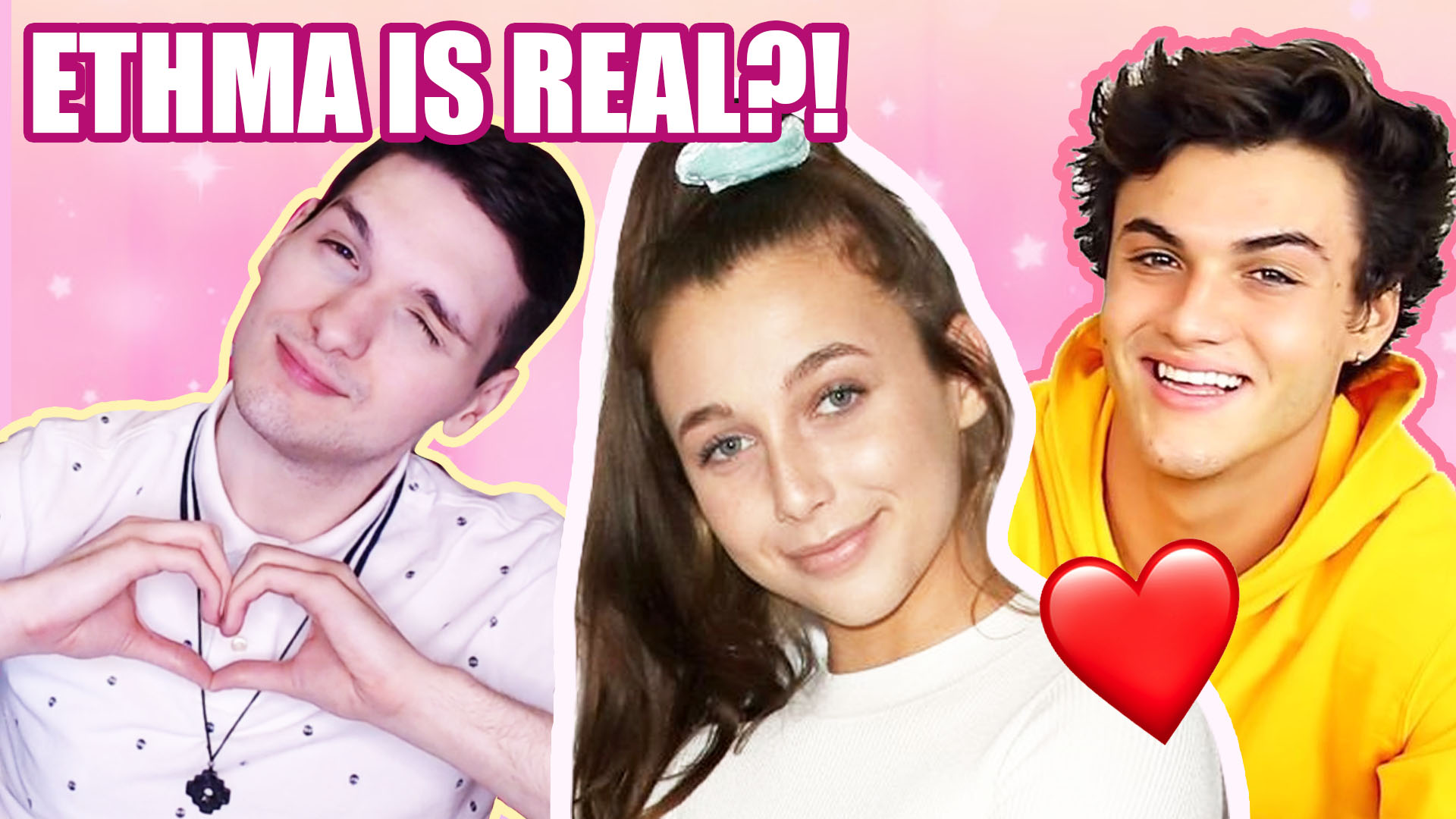 Is Ethma Real? Emma Chamberlain and Dolan Twins Psychic