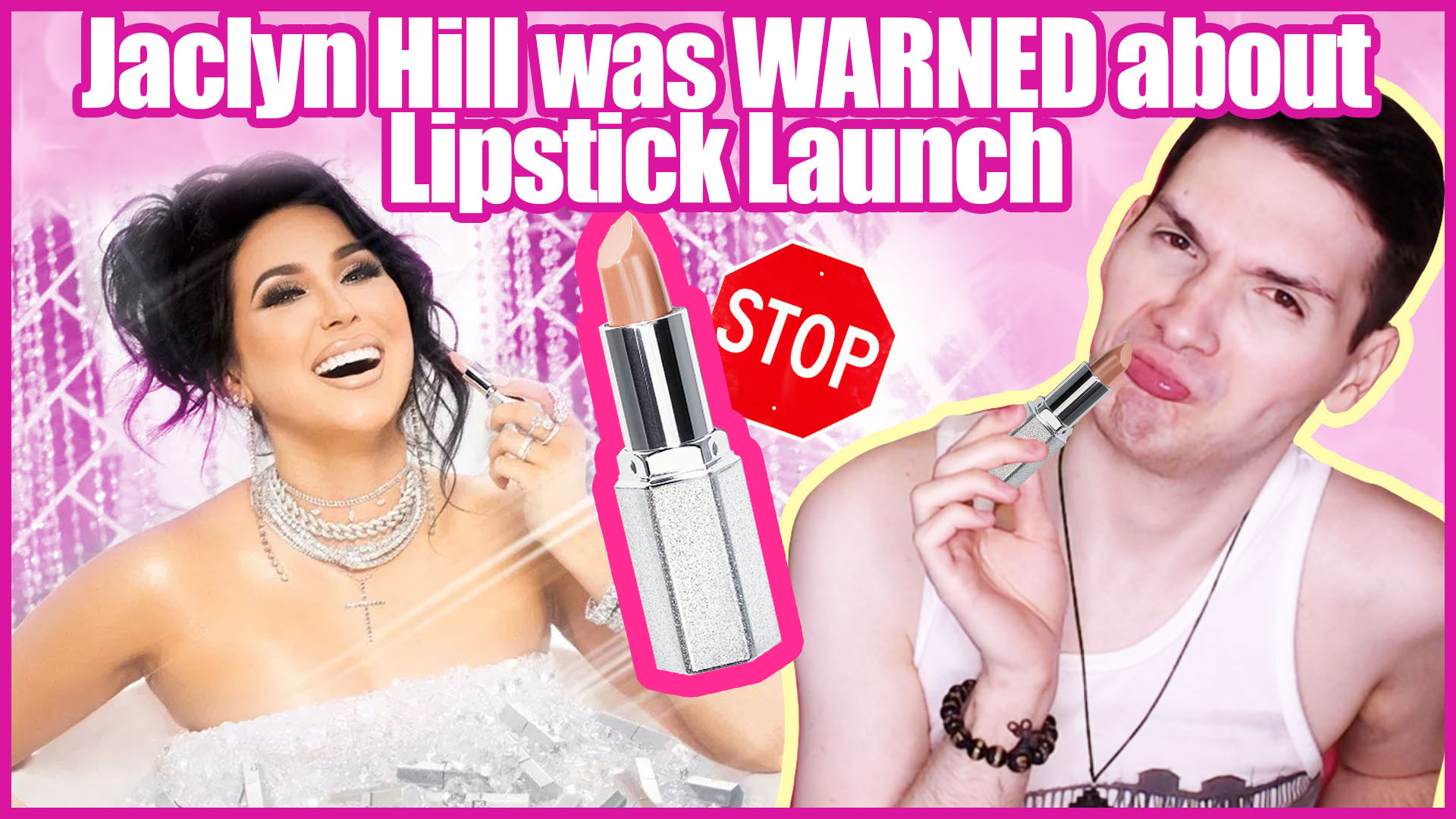 Jaclyn Hill Lipstick Launch Scandal