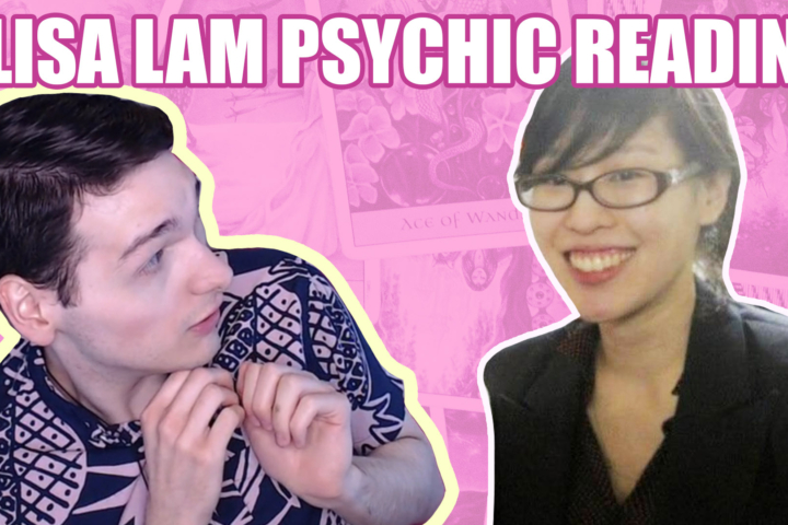 Elisa Lam Psychic Reading