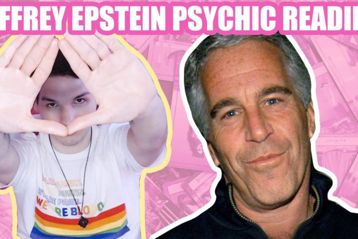 jeffrey epstein psychic
