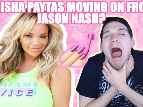 Trisha Paytas Moving On