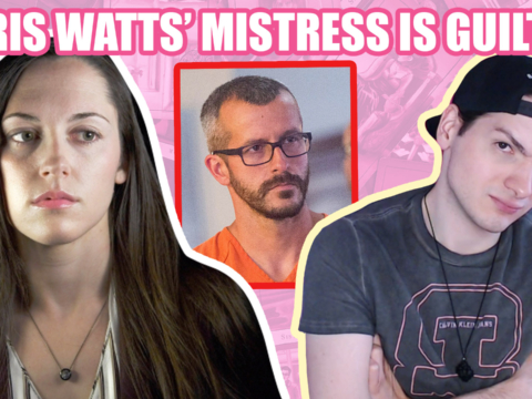 chris watts mistress guilty