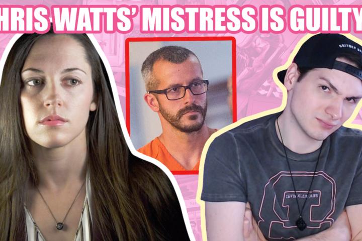 chris watts mistress guilty