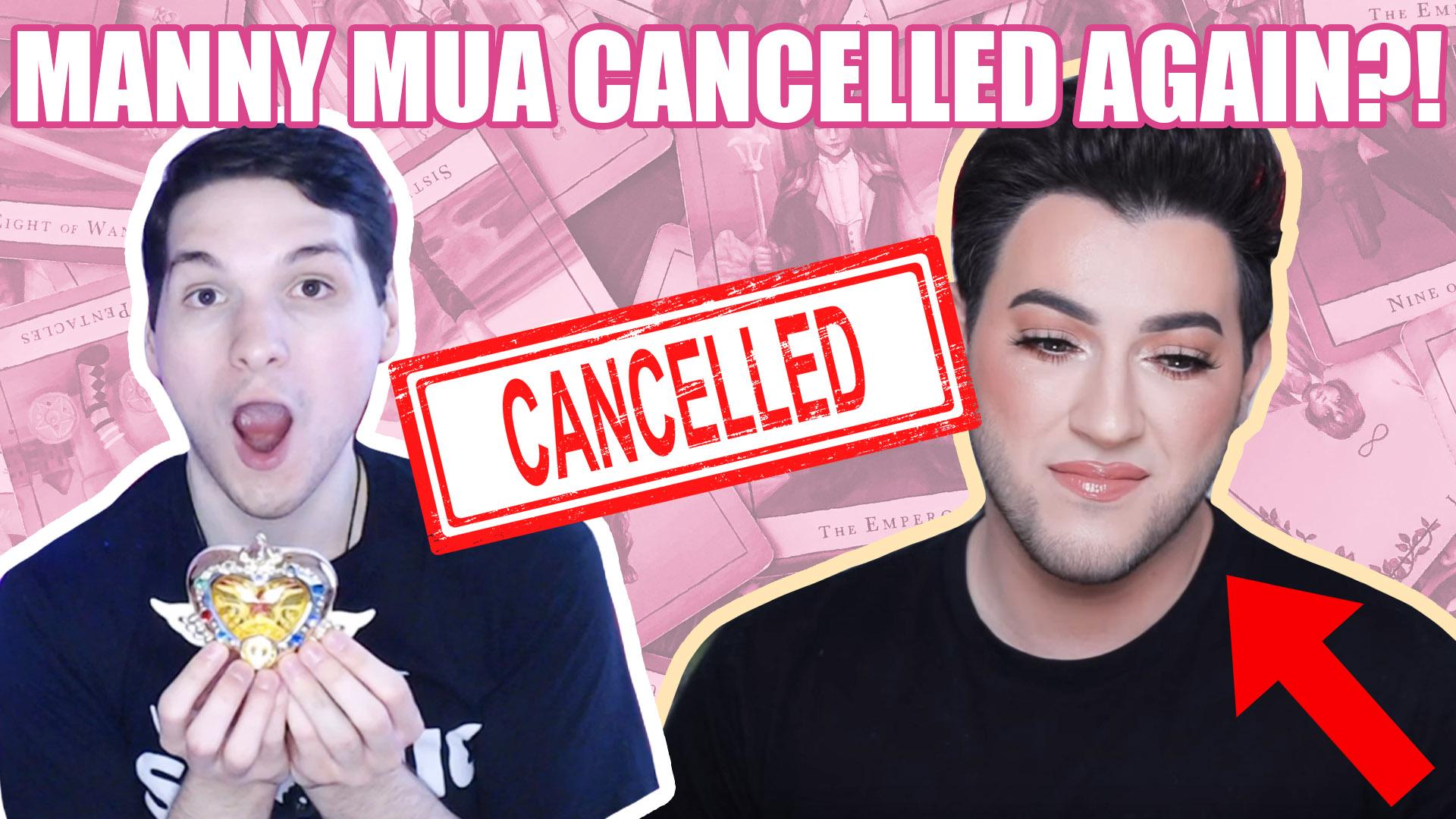 Manny Mua Cancelled