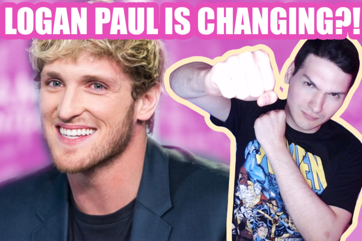 Logan paul is changing