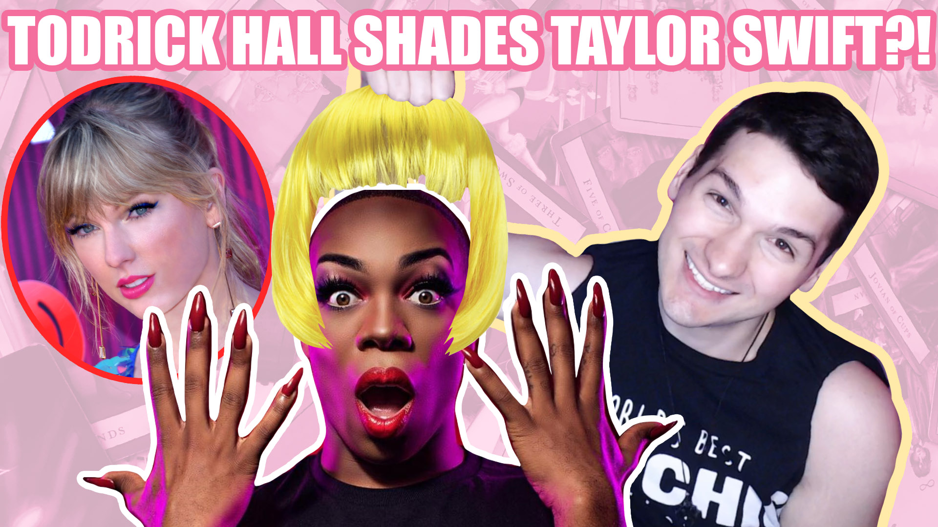 todrick hall exposes taylor swift