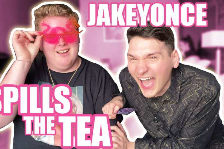 jakeyonce spills drag race tea