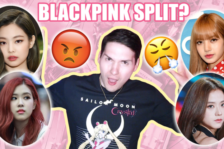 blackpink split