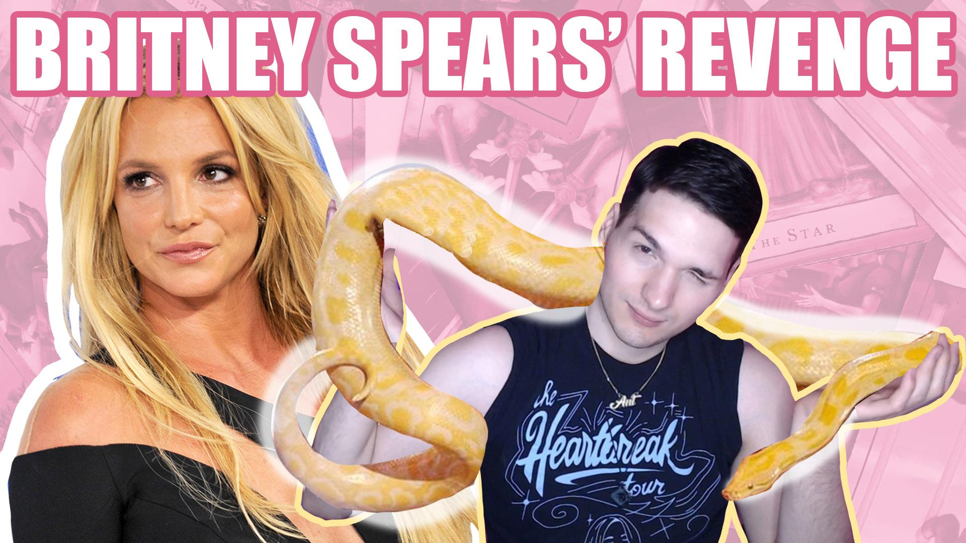 Britney Spears Psychic