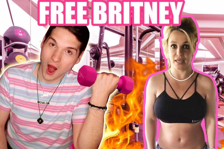 FREE BRITNEY PSYCHIC