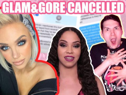 Glam and Gore Drama