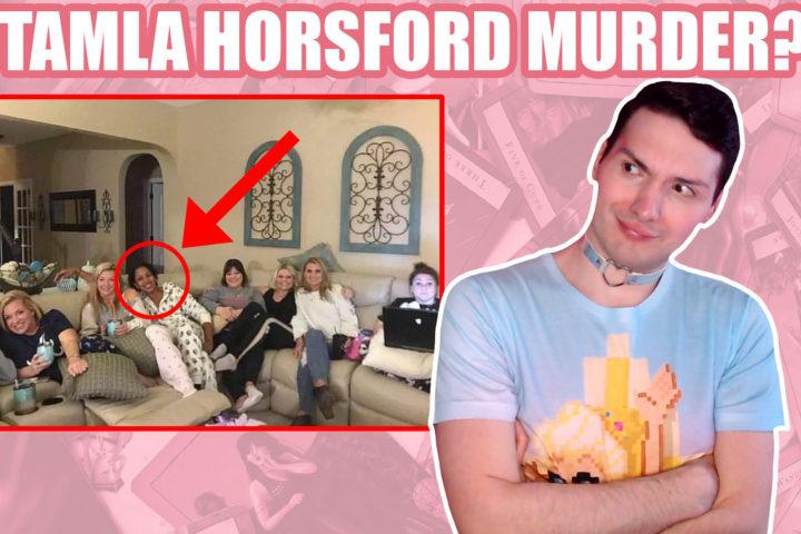tamla horsford murder