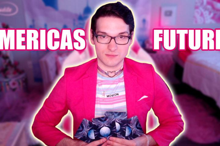 america future psychic