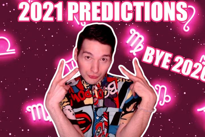 2021 psychic predictions