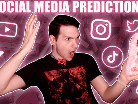social media prediction