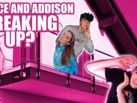 bryce hall addison rae breakup