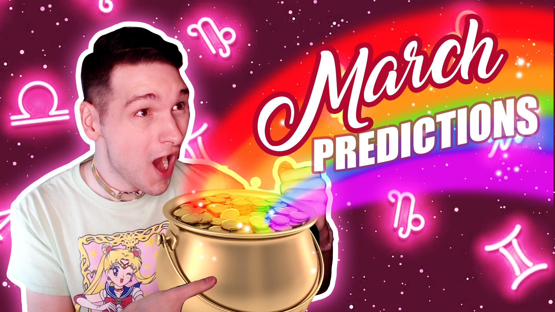 march horoscope