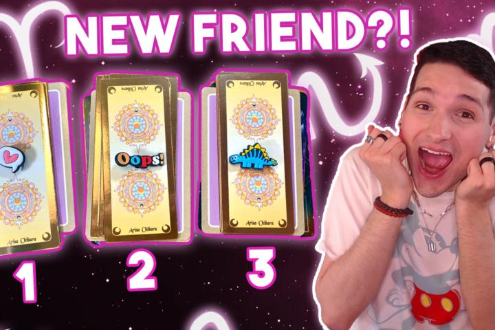 pick a card friend