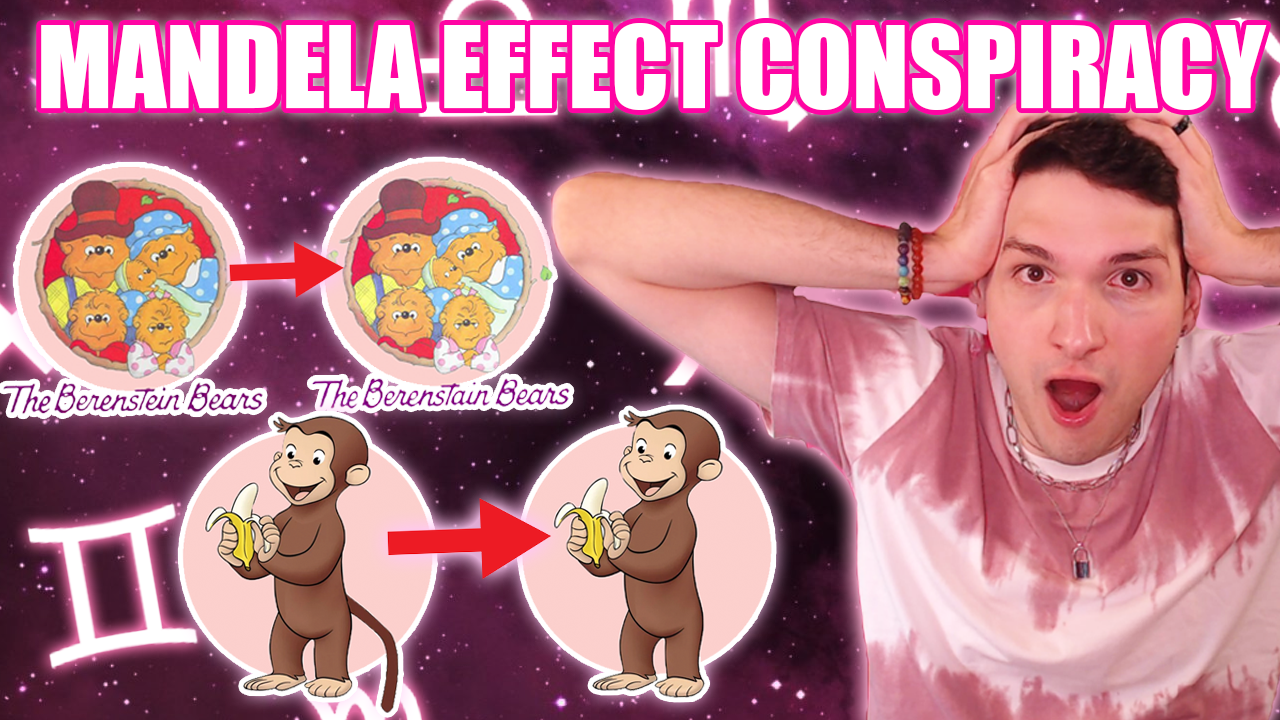 mandela effect conspiracy