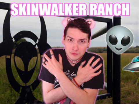 skinwalker ranch alien