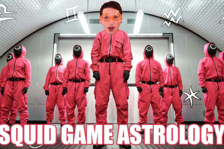 squid game astrology